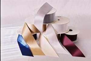 Bridal car ribbons
