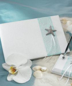 Seaside Allure Guest Book (WS)